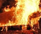 В Архангельском общежитии произошло возгорание