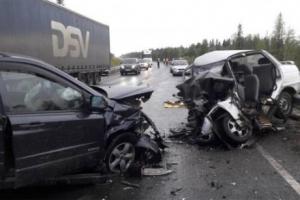 В Архангельской области в страшной аварии погиб подросток