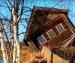 В Архангельской области столетний дом упал в реку