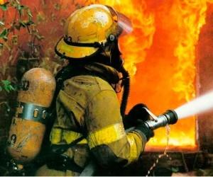 В одном из городов Архангельской области из-за пожара погиб мужчина
