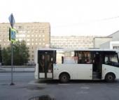 В Архангельске из-за водителей маршруток травмируются люди