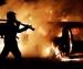 В Архангельске загоревшаяся машина поехала под воздействием огня