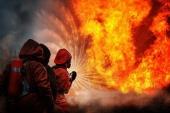 В Котласском районе в пожаре погиб мужчина