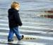 В Мирном дошкольник выбежал на дорогу и попал в аварию