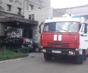 В Архангельской многоэтажке произошел пожар, есть погибшая