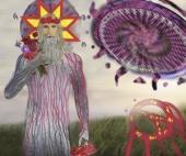 DiezelSun и его творческая тенденция в изобразительном искусстве - уфолизм