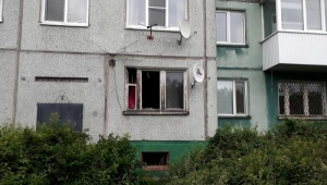В Архангельске женщина погибла в пожаре
