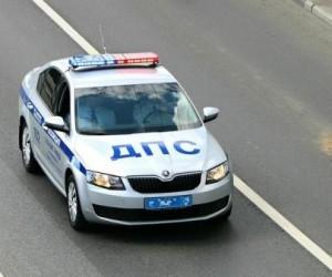 В Поморье пьяный водитель ударил правоохранителя