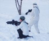 Лазертаг: играем зимой
