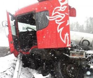 Около Северодвинска произошло серьезное ДТП