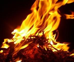 В Поморье за сутки погибли в пожаре два человека