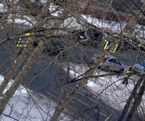 В Архангельске в ДТП пострадала пассажирка