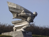 Стена воинской славы недавно открыта в Архангельске