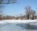 В Архангельской области в 1 день января рыбак ушел под лед