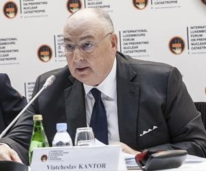 Люксембургский форум во главе с Вячеславом Моше Кантором выступает за продление СНВ-III и возобновлении диалога между державами