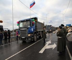 До КПП Мирного из Архангельска теперь можно доехать в несколько раз быстрее