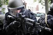 У здания администрации Архангельска были слышны звуки пулеметной очереди