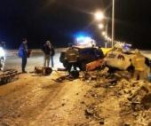 В Архангельской области вновь произошло смертельное ДТП