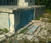 В Архангельске осквернен монумент погибшим во время ВОВ