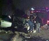На Окружном шоссе в Архангельске произошло смертельное ДТП