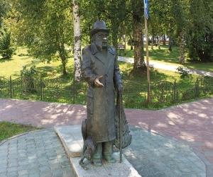 Степану Писахову – 135 лет