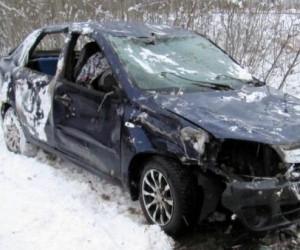 В Плесецком районе в ДТП погибли два человека