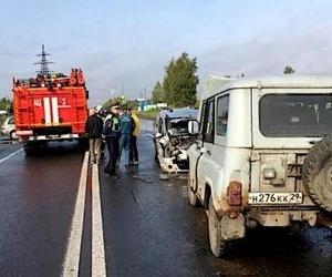 В Архангельске в ДТП пострадали дети