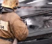 Пожарные спасли архангельский поселок от трагедии