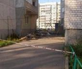 В Архангельске рабочий упал с крыши девятиэтажного дома