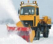 Столицу Поморья забрасывает снегом