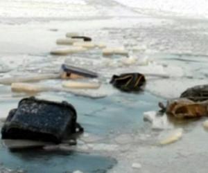 В Архангельской области утонули 4 рыбаков