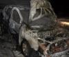 В Архангельске неизвестные подожгли иномарку