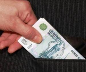 Житель Архангельска попытался откупиться от полиции