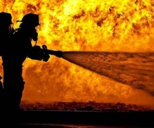 В Вельске горели два магазина и кафе