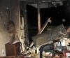 В Архангельске в пятиэтажке произошел пожар