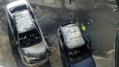 За одну ночь в Архангельске сгорело два автомобиля
