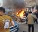 В Архангельске во время движения загорелся автомобиль